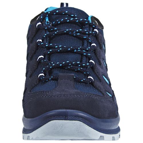 Lowa Levante GTX Low - Chaussures Femme - bleu sur campz.fr !